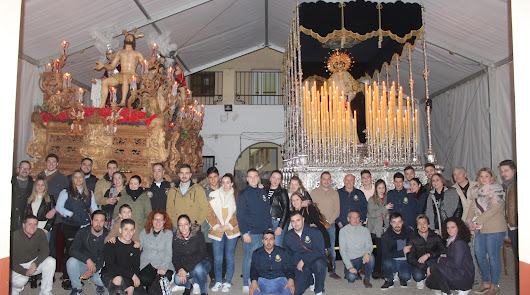 Los almerienses toman la calle con los desfiles procesionales