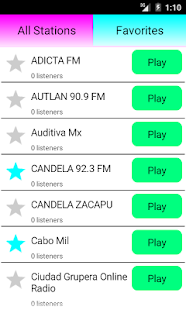Mexican Radio Online Pro - náhled