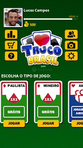 Truco Brasil – Truco online 3