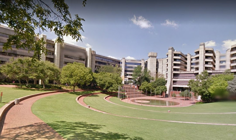 The University of Johannesburg Auckland Park Kingsway Campus. File photo.