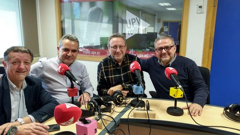 Programa nº 113 de Hablemos de Fallas en la UPVRadio