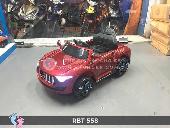 Xe hơi điện đồ chơi trẻ em RBT-558 4