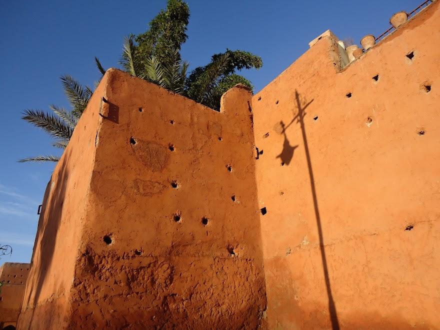 Древняя городская стена, Марракеш