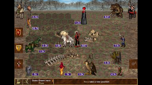 Heroes online battles. Magic and might 3 apktram screenshots 2