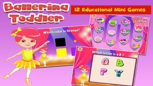 Ballerina Toddler Games Full