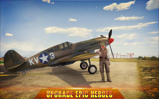 Real Air Fighter Combat 2018  screenshots 5