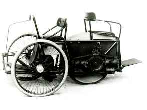 Photo: 1895 Wolseley Tricycle