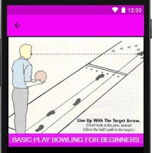 Bowling Tips New Apps - náhled