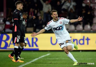 """Lukas Van Eenoo décisif face au Standard : """"Un but pour Grégory Mertens"""""""