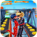 run ladybug hero icon