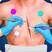 ER Emergency Hospital Doctor : Heart Surgery Games Android APK Download Free By Gamester Action Club - Free Android Offline Games
