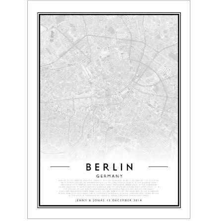 CITY MAP - BERLIN