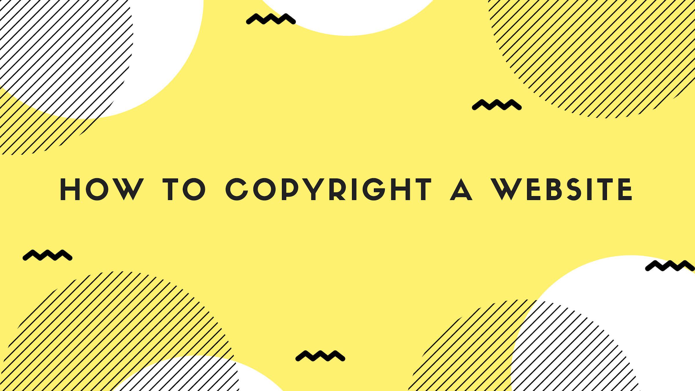 How to copyright a website in India