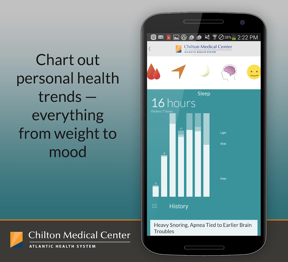 Be Well-Chilton Medical Center - screenshot