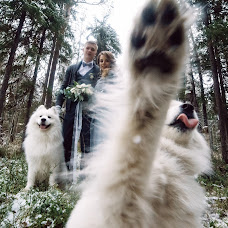 Wedding photographer Eduard Mikryukov (EddieM). Photo of 18.11.2016
