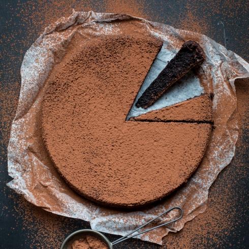 Chocolate Oil Cake Recipe