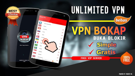 VPN Bokap Buka Blokir 8.1 screenshots 5