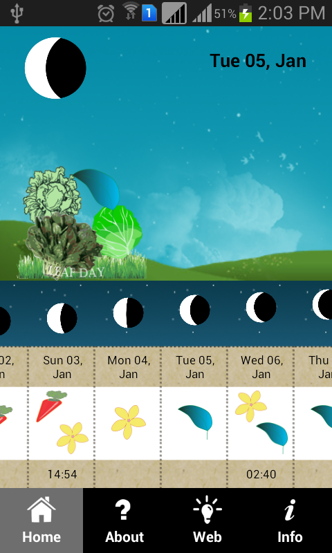 Planting Rhythms & Wine Days- screenshot