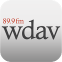 WDAV Classical Public Radio Ap icon