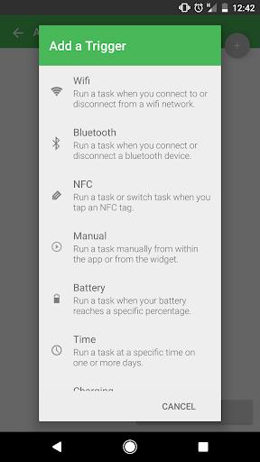 Trigger - Task Launcher screenshots 3