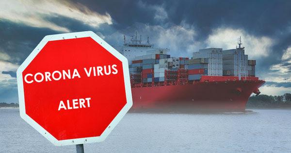 Влияние коронавируса на морские грузоперевозки из Китая