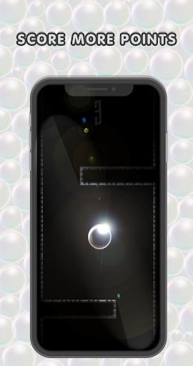 Lucky Bubble: Bubble - Flappy Game  captures d'écran 2