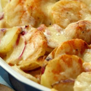 Best Ever Scalloped Potatoes (No Dairy).