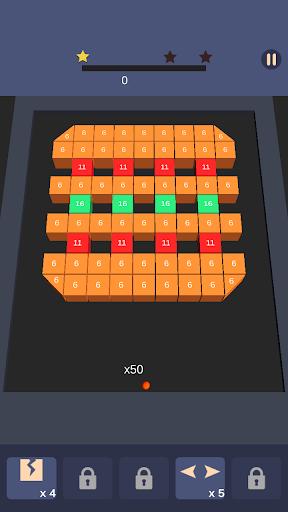 Bricks n Balls Breaker 3D - Puzzle Crusher  screenshots 5