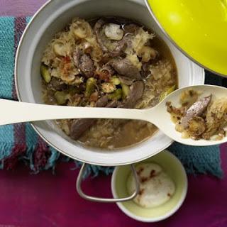 Beef and Sauerkraut