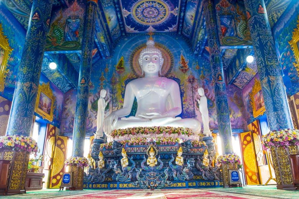 que ver y hacer en Chiang Rai