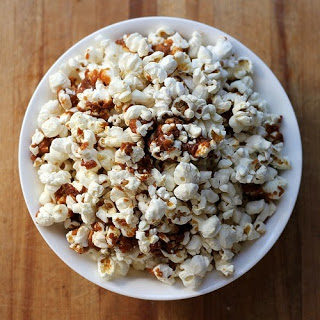 Sweet-and-Salty Popcorn Balls