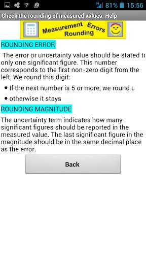Check Rounding Measurement 1.1 screenshots 5