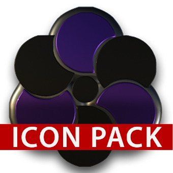 PANDORA HD Icon Pack