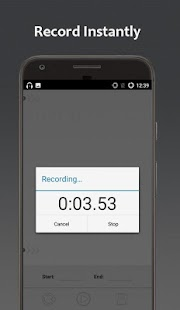 AnyPlayer Music Player - MP3 Cutter Audio recorder - náhled