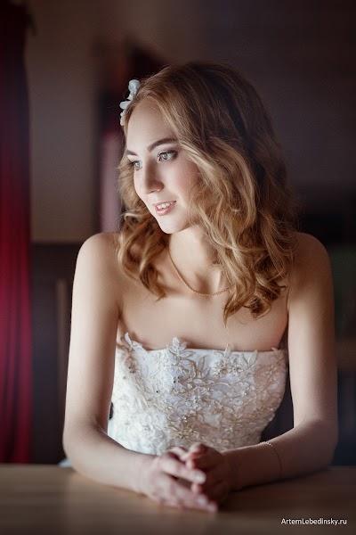 Wedding photographer Artem Lebedinskiy (ArtSoft). Photo of 16.02.2016