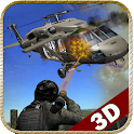 Counter Attack Helicopter War icon