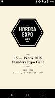Screenshot of Horeca Expo