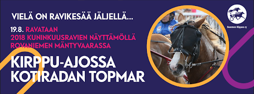 Ravikesä jatkuu vielä Rovaniemellä Topmarin johdolla.