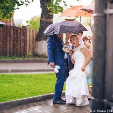 Wedding photographer Denis Manov (DenisManov). Photo of 10.07.2017