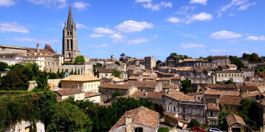 Виноградники Saint-Emilion и Pomerol Fronsac  (AOC)