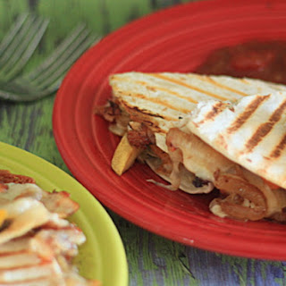 Quesadillas De Recipes