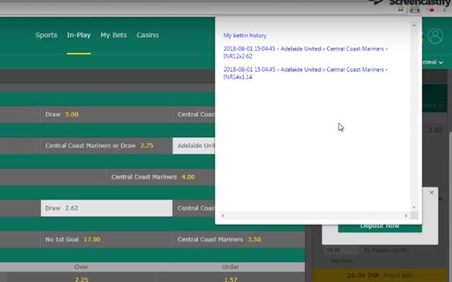 Sports betting assistant 15 team accumulator calculator betting