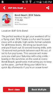 BUF Girls- screenshot thumbnail