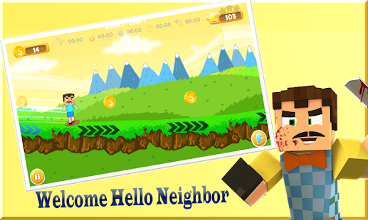 Welcome Hello Neighbor - náhled