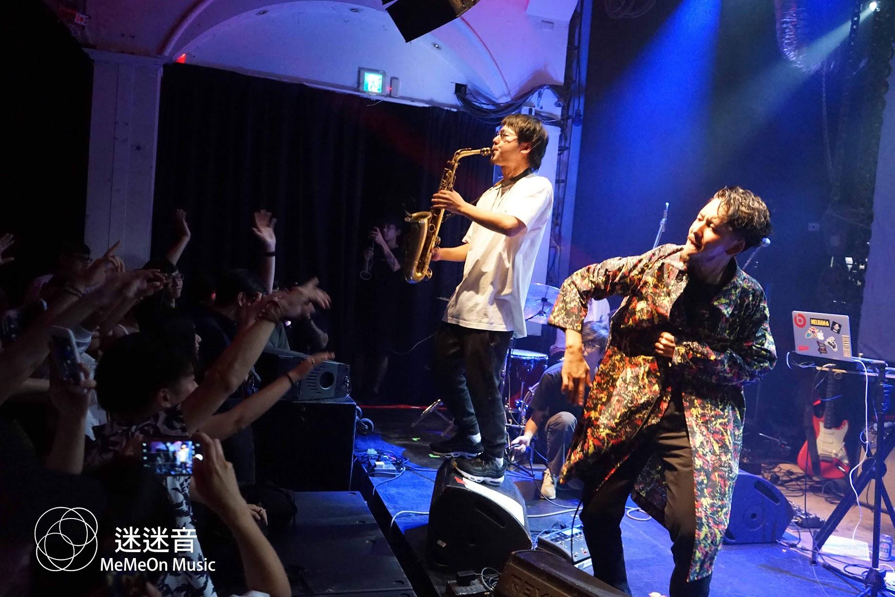 【迷迷歌單】TOKYO FINEST Vol.1 – yahyel/WONK