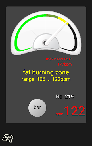 BLE Heart Rate & HRV:  Monitoring and Recorder ss2