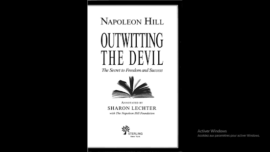Outwitting The Devil Quotes Prepossessing Outwitting The Devil Quotes Fascinating Outwitting The Devil