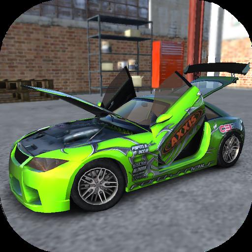 Extreme Car Simulator 2016 fond d'écran 1