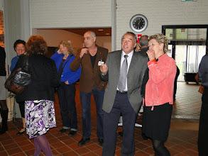 Photo: Marianne Beldman; Dittie van Zee; Erna Vlasblom; Dick Hak; Gerrit Sterrenberg en Astrid Hak.
