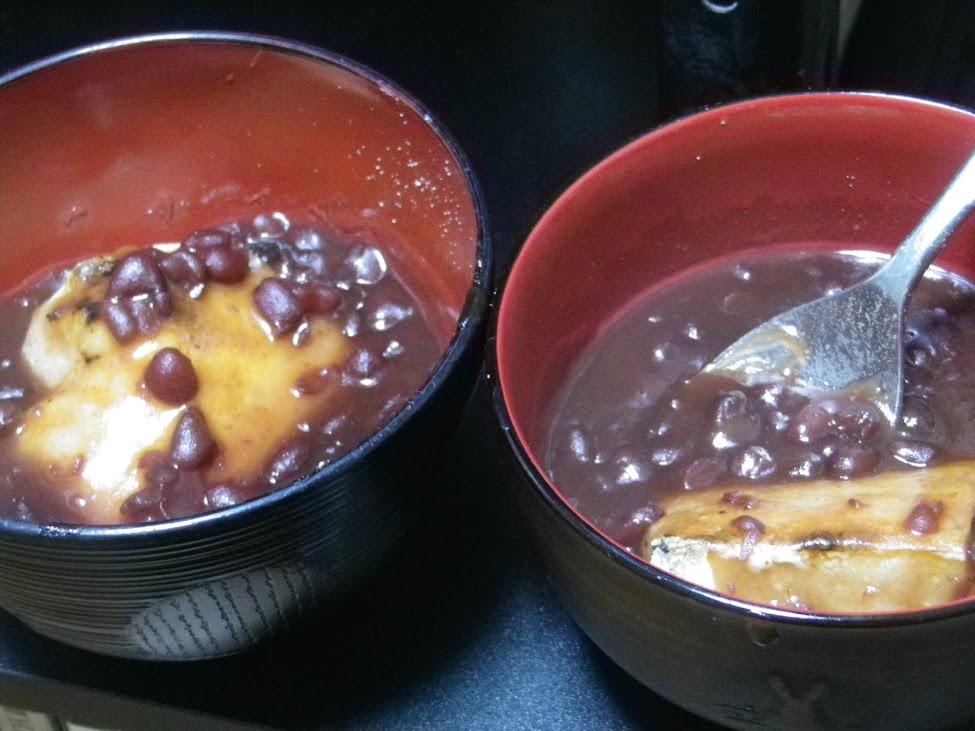 おしるこを作ったよ。hinden cooking 男の料理 - Google フォト